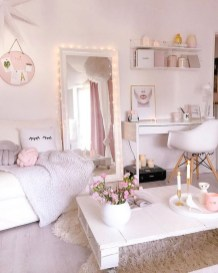 Cute Teen Girl Bedroom Design Ideas You Need To Know 46