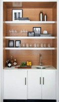 Elegant Mini Bar Design Ideas That You Can Try On Home 28