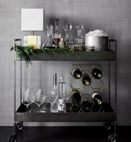 Elegant Mini Bar Design Ideas That You Can Try On Home 38