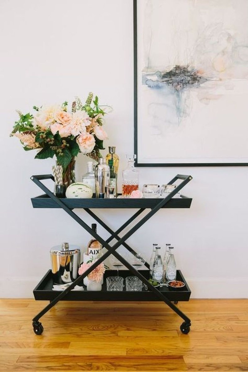 Elegant Mini Bar Design Ideas That You Can Try On Home 53