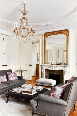 Fabulous French Home Decor Ideas To Apply Asap 09