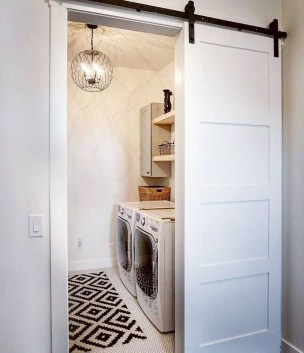 Fascinating Small Laundry Room Design Ideas 07
