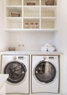 Fascinating Small Laundry Room Design Ideas 21
