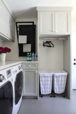 Fascinating Small Laundry Room Design Ideas 35