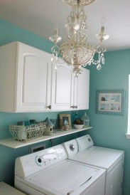 Fascinating Small Laundry Room Design Ideas 38
