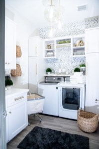 Fascinating Small Laundry Room Design Ideas 46