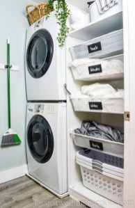 Fascinating Small Laundry Room Design Ideas 49