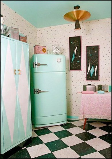 Impressive Retro Décor Ideas To Apply Asap 49