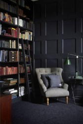 Magnificient Home Design Ideas With Library You Should Keep 37