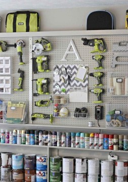 Modern Garage Organization Ideas To Try This Season 47