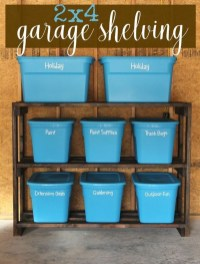 Modern Garage Organization Ideas To Try This Season 51