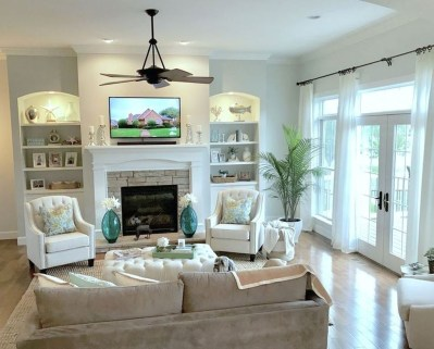 Outstanding Small Living Room Remodel Ideas Youll Love 16