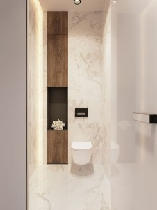 Rustic Bathroom Design Ideas With Wood For Home 05