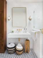 Rustic Bathroom Design Ideas With Wood For Home 16