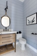 Rustic Bathroom Design Ideas With Wood For Home 23