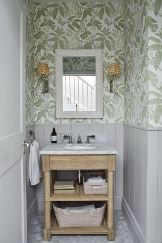 Rustic Bathroom Design Ideas With Wood For Home 52