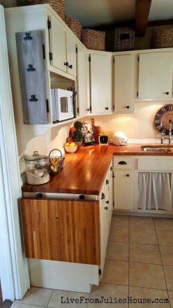 Spectacular Diy Kitchen Decoration Ideas For Small Space 42