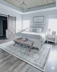 Classy Farmhouse Bedroom Ideas To Try Right Now 04