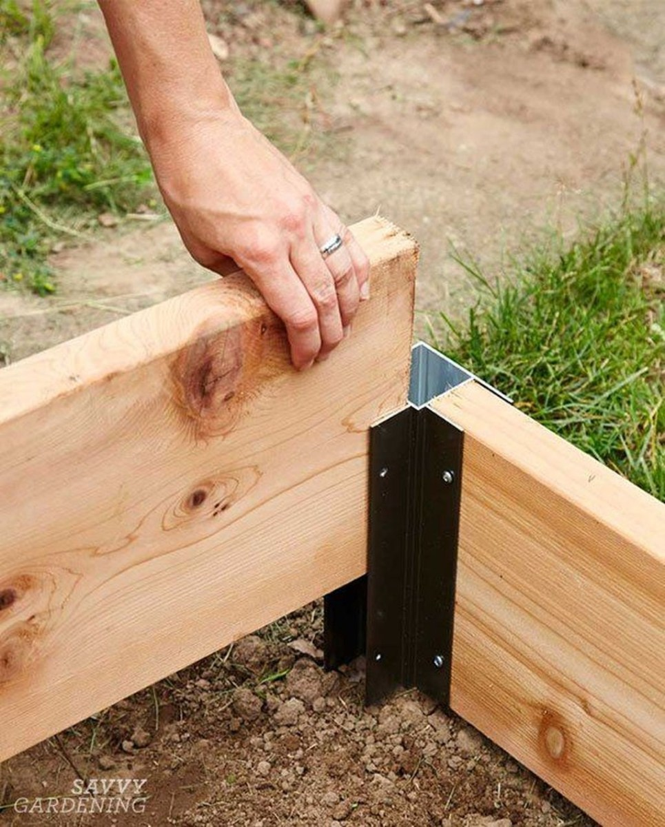 Comfy Diy Raised Garden Bed Ideas That Looks Cool 21