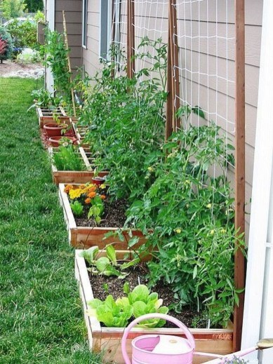 Comfy Diy Raised Garden Bed Ideas That Looks Cool 27