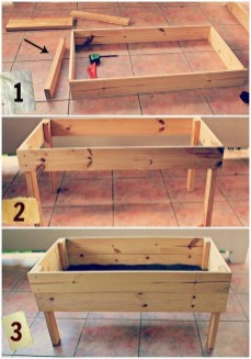 Comfy Diy Raised Garden Bed Ideas That Looks Cool 35
