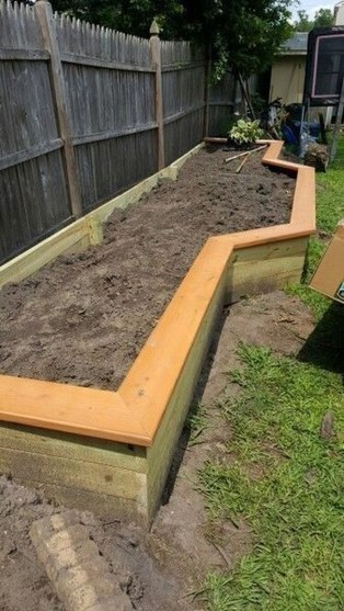Comfy Diy Raised Garden Bed Ideas That Looks Cool 46
