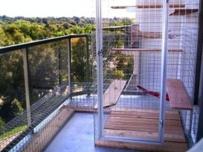 Cool Apartment Balcony Design Ideas For Small Space 35