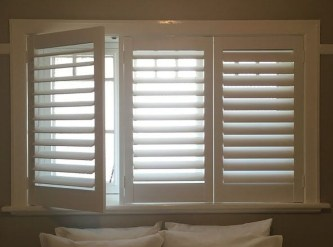Enchanting Plantation Shutters Ideas That Perfect For Every Style 39