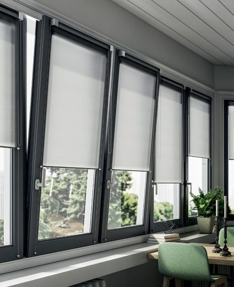 Inexpensive Contemporary Window Blinds Ideas To Inspire You 13