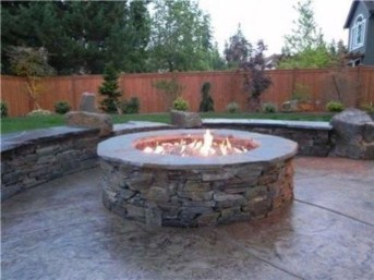 Modern Diy Firepit Ideas For Your Yard This Year 18