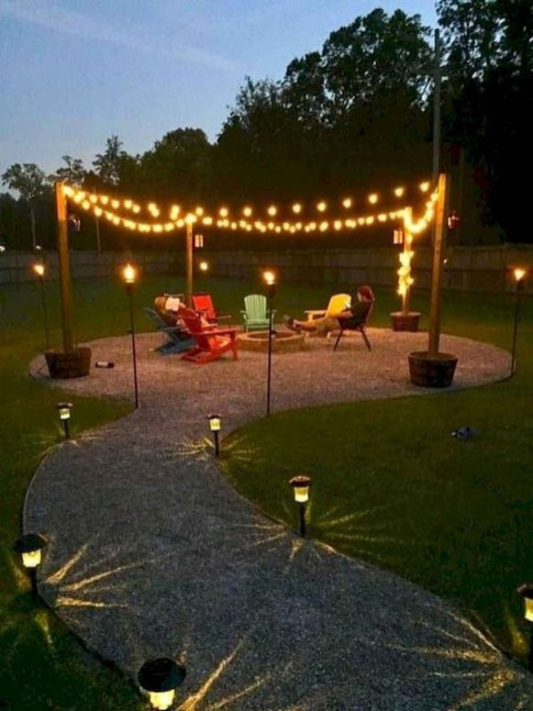 Modern Diy Firepit Ideas For Your Yard This Year 50