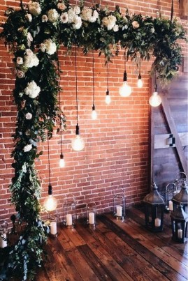 Splendid Wedding Decorations Ideas On A Budget To Try 15