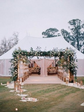 Splendid Wedding Decorations Ideas On A Budget To Try 34