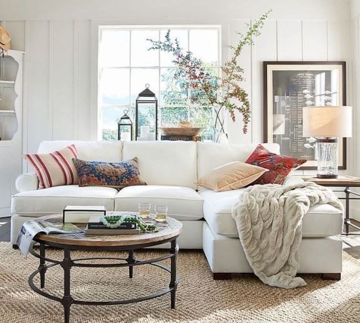 Superb Warm Family Room Design Ideas For This Winter 01