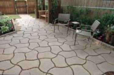 Unordinary Diy Pavement Molds Ideas For Garden Pathway To Try 10