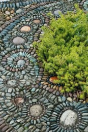 Unordinary Diy Pavement Molds Ideas For Garden Pathway To Try 39
