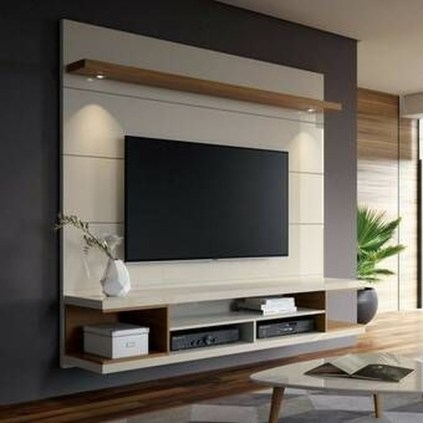 Unordinary Tv Stand Design Ideas For Small Living Room 46