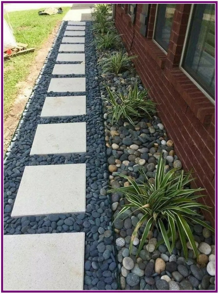 Unusual Garden Path Design Ideas On A Budget To Try Now 01