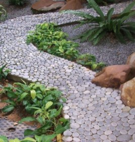 Unusual Garden Path Design Ideas On A Budget To Try Now 29