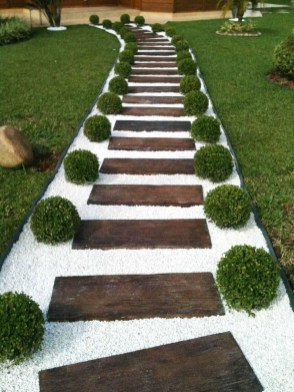 Unusual Garden Path Design Ideas On A Budget To Try Now 33
