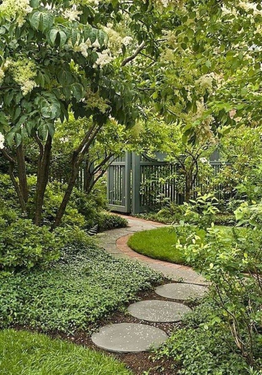 Unusual Garden Path Design Ideas On A Budget To Try Now 35