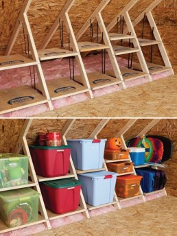 Unusual Stuff Organizing Ideas For Garage Storage To Try 12