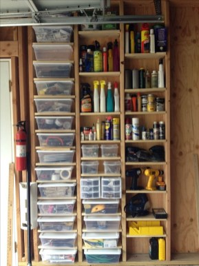 Unusual Stuff Organizing Ideas For Garage Storage To Try 45