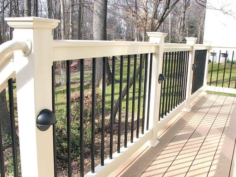 Admiring Deck Railling Ideas That Will Inspire You 08