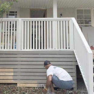 Admiring Deck Railling Ideas That Will Inspire You 36