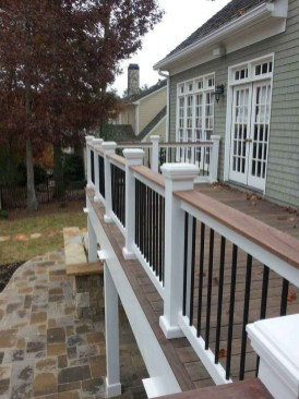 Admiring Deck Railling Ideas That Will Inspire You 39