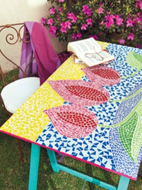 Amazing Diy Mosaic Decorations Ideas To Inspire Your Own Garden 06
