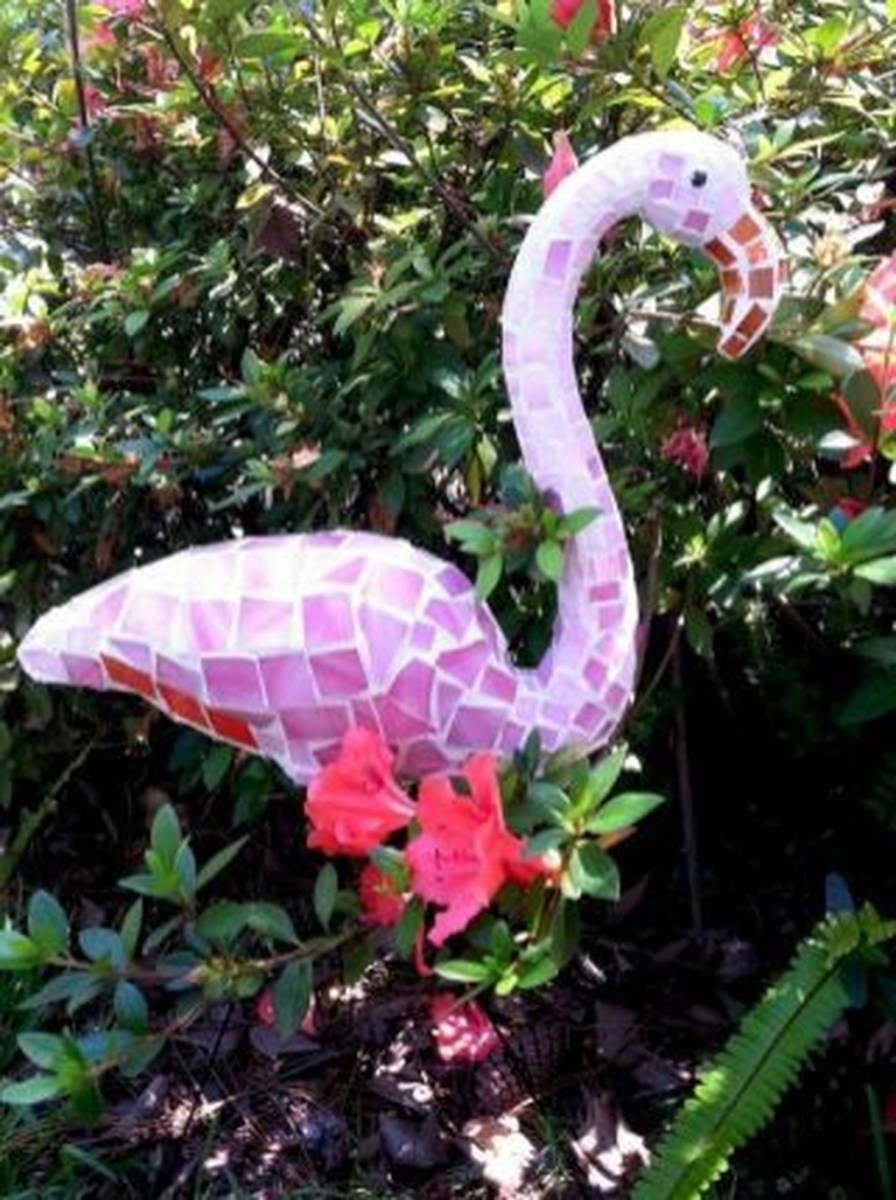 Amazing Diy Mosaic Decorations Ideas To Inspire Your Own Garden 08