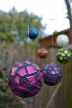 Amazing Diy Mosaic Decorations Ideas To Inspire Your Own Garden 34
