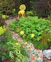 Amazing Diy Mosaic Decorations Ideas To Inspire Your Own Garden 43